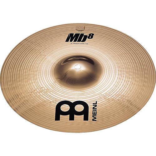 Meinl MB8 Medium Hi-hat Cymbal Pair 13 in.