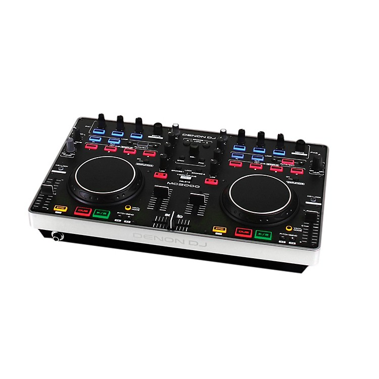 DenonMC2000 DJ Controller