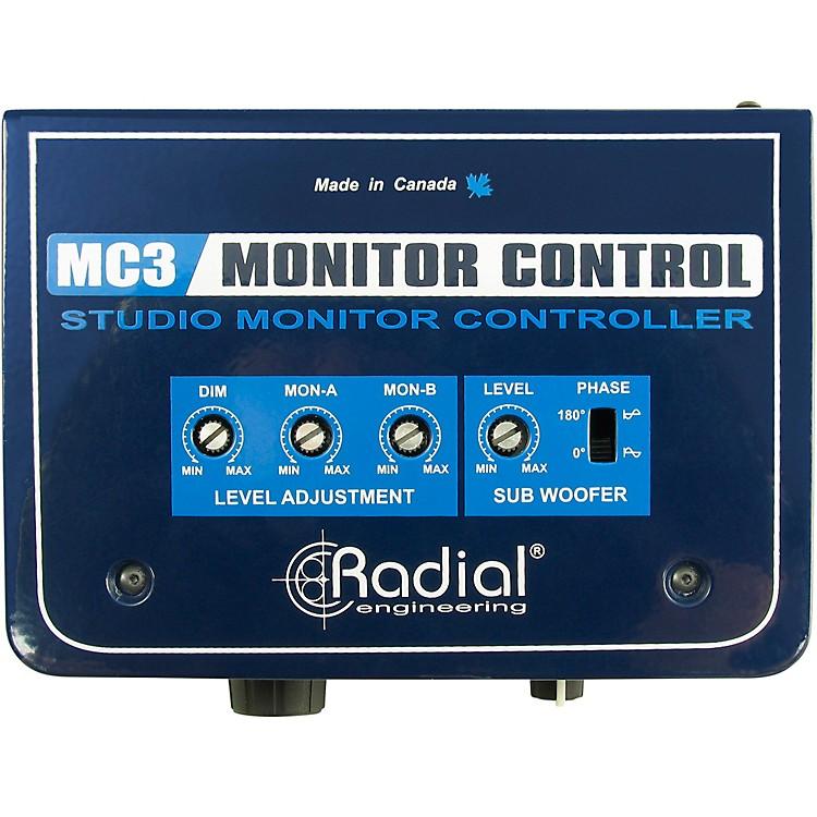 Radial EngineeringMC3 Passive Studio Monitor Control
