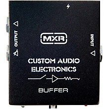 MXR MC406 Cae Buffer Guitar Effects Pedal Level 1