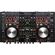 Denon MC6000Mk2 Professional Digital Mixer & Controller Level 2 Regular 888366076378