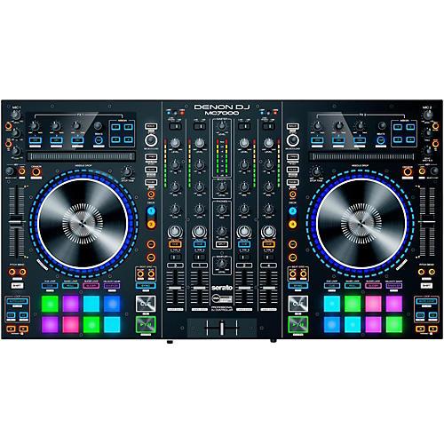 Denon MC7000 4-Channel DJ Controller