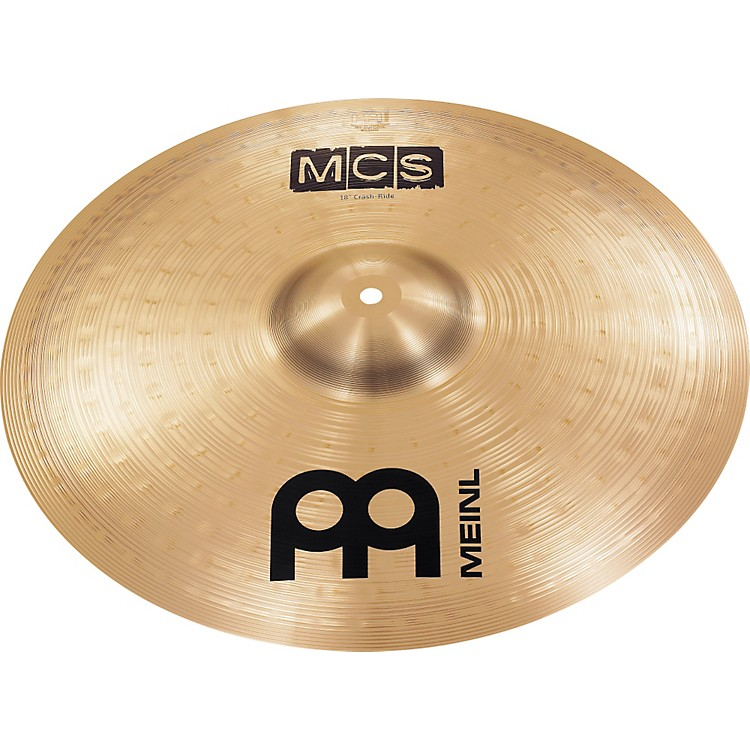 Meinl MCS Crash/Ride Cymbal 18