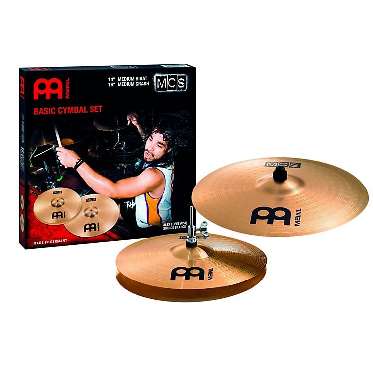 MeinlMCS Cymbal Set