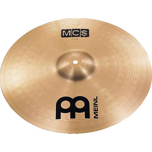 Meinl MCS Medium Crash Cymbal 16 Inch