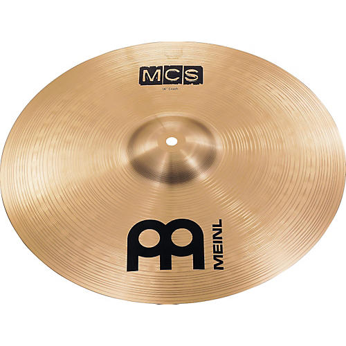 Meinl MCS Medium Crash Cymbal 16 in.