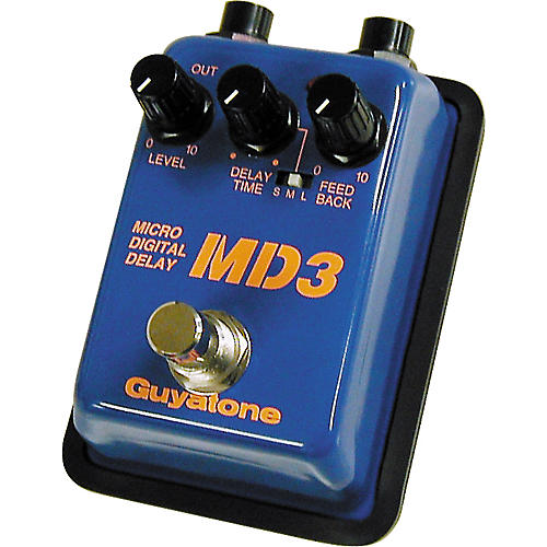 Guyatone MD-3 Micro Digital Delay Pedal