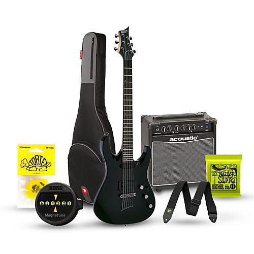 Mitchell MD200 Electric Guitar Premium Package-thumbnail