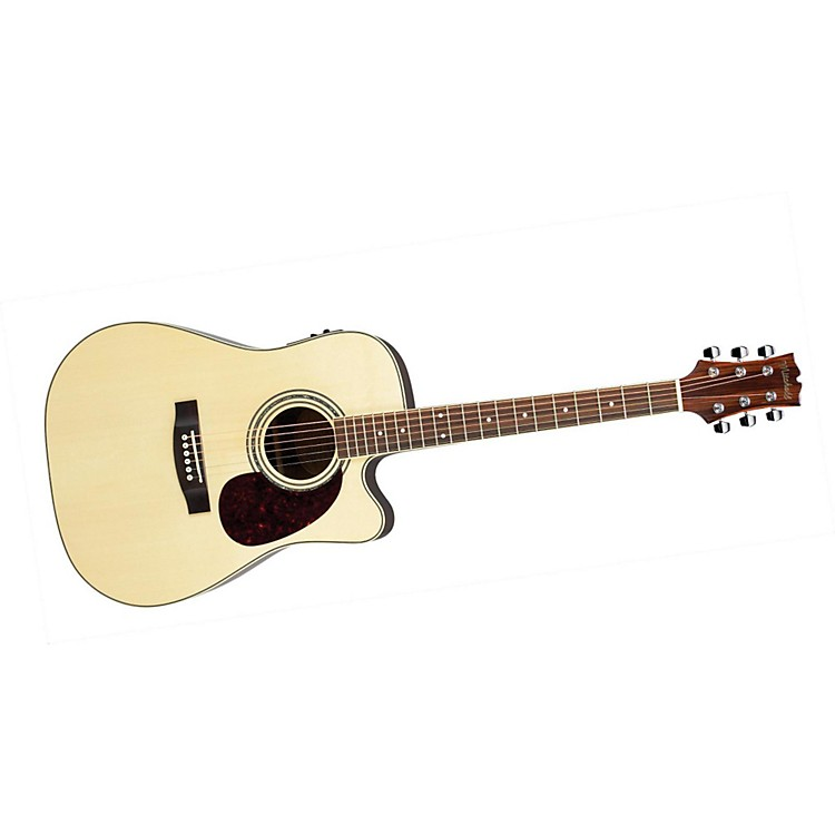 MitchellMD200SCE Acoustic-Electric Guitar