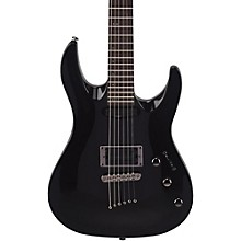 Mitchell MD300 Modern Rock Double Cutaway Electric Guitar Black