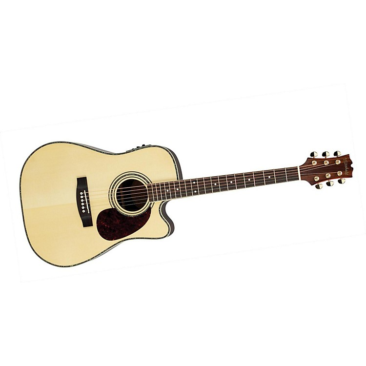 Mitchell MD300SCE Acoustic-Electric Guitar