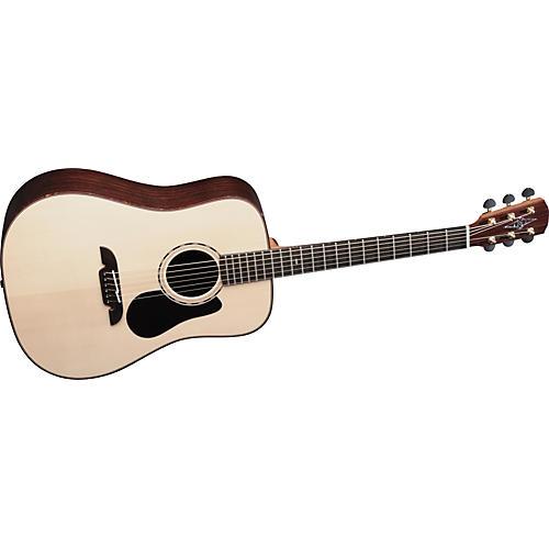 Alvarez MD350 Masterworks Dreadnought Acoustic Guitar-thumbnail