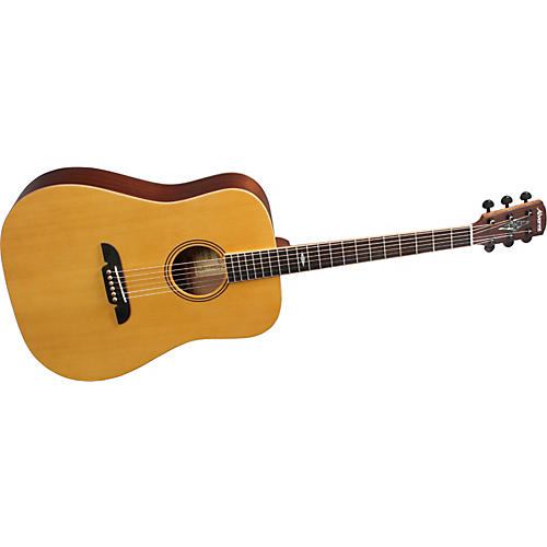 Alvarez MD6104 Masterworks Dreadnought Acoustic Guitar-thumbnail