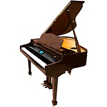 Suzuki MDG-400 Baby Grand Digital Piano, Dark Walnut