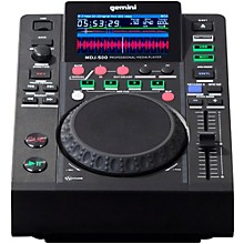 Gemini MDJ-500 Professional USB DJ Media Player