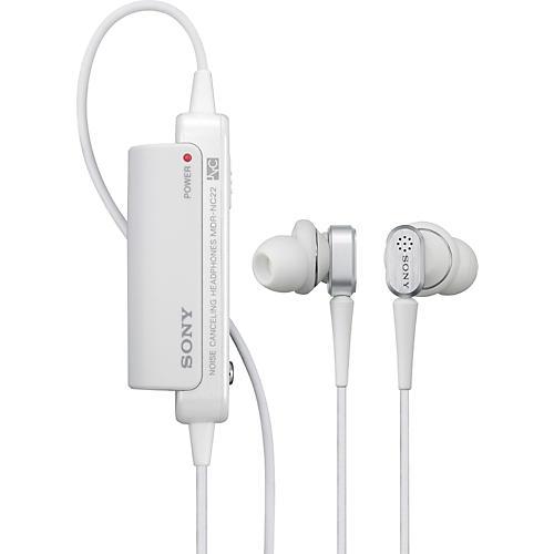 Sony MDR-NC22 Noise-Canceling Earbud Headphones-thumbnail