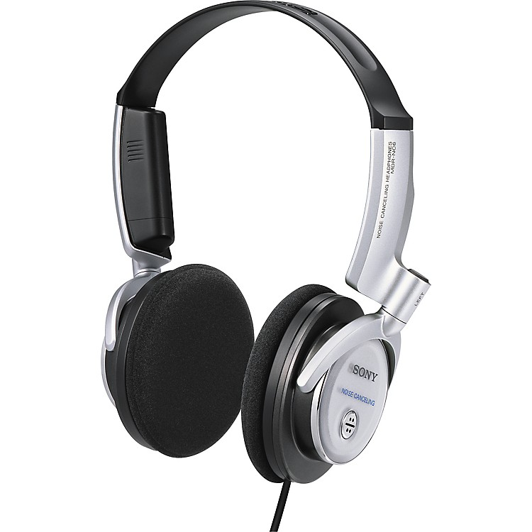 Sony MDR-NC6 Noise-Canceling Headphones