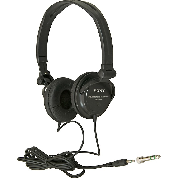 Sony MDR-V150 Studio Monitor Series Headphones