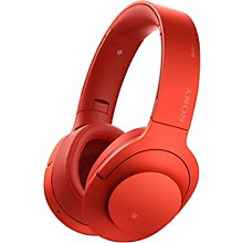 Sony MDR100ABN h.ear on Wireless NC Red