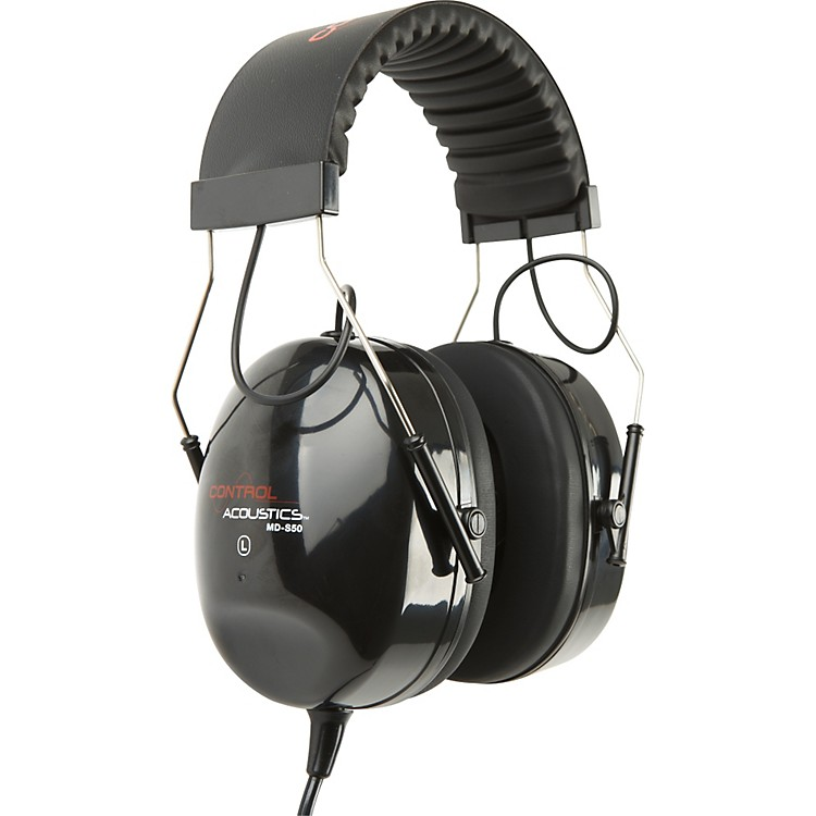 Control Acoustics MDS50 Stereo Isolation Headphones