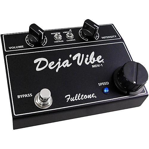 Fulltone MDV Mini DejaVibe/Chorus Pedal