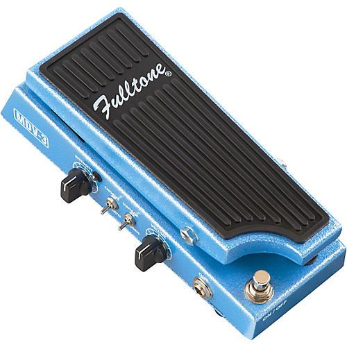 Fulltone Custom Shop MDV3 Mini DejaVibe 3 Vibe/Chorus Pedal w/Foot Controlled Speed-thumbnail