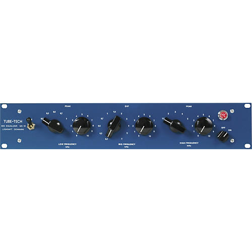 Tube-Tech ME 1B Midrange Equalizer