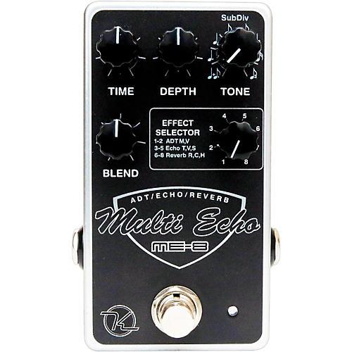 Keeley ME-8 Multi-Echo Guitar Pedal-thumbnail