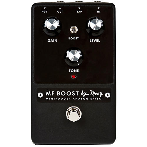Moog MF Boost Guitar Effects Pedal