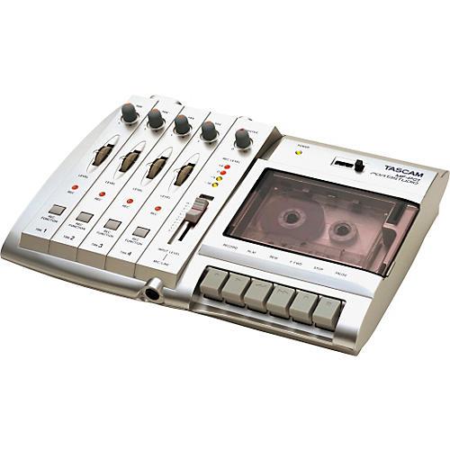TASCAM MF-P01 4-Track Portastudio