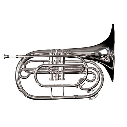 Adams MF1 Series Marching Bb French Horn-thumbnail