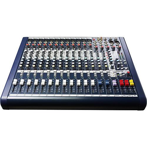 Soundcraft MFX12 12-Channel Mixer