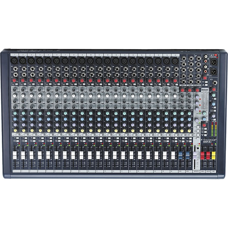 SoundcraftMFXi 20 Mixer