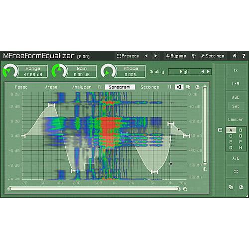 Melda Production MFreeformEqualizer Software Download
