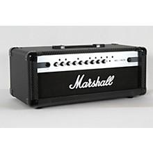 Marshall MG Series MG100HCFX 100W Guitar Amp Head Level 3 Carbon Fiber 190839106896