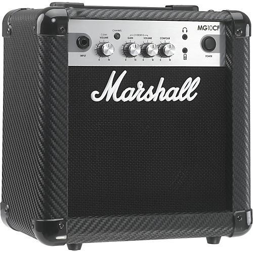 Marshall MG Series MG10CF 10W 1x6.5 Guitar Combo Amp-thumbnail