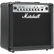 Marshall MG Series MG15CFX 15W 1x8 Guitar Combo Amp