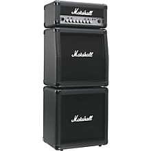 Marshall MG Series MG15CFXMS 15W Guitar Mini Stack Level 1 Carbon Fiber