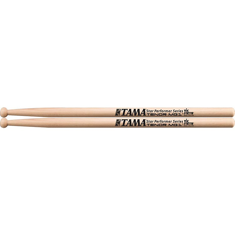 Tama MarchingMG1 Star Performer Marching Tenor Stick by Vic FirthMG1