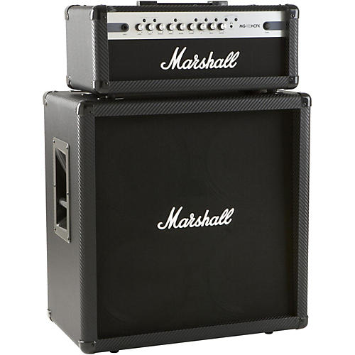 Marshall MG100HCFX 100W Head with MG412CF 4x12 Cab   Musician's Friend