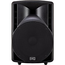 "Musician's Gear MG115A 200W 15"" 2-way multi-purpose powered speaker"