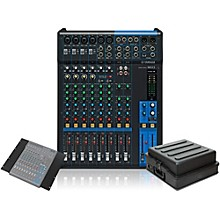 Yamaha MG12 Mixer with Rackmount Kit and Case