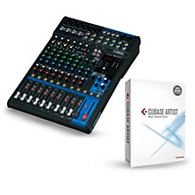 Yamaha MG12XU 12-Channel Mixer With Cubase Artist