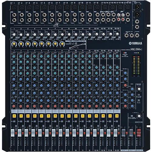 Yamaha mixers