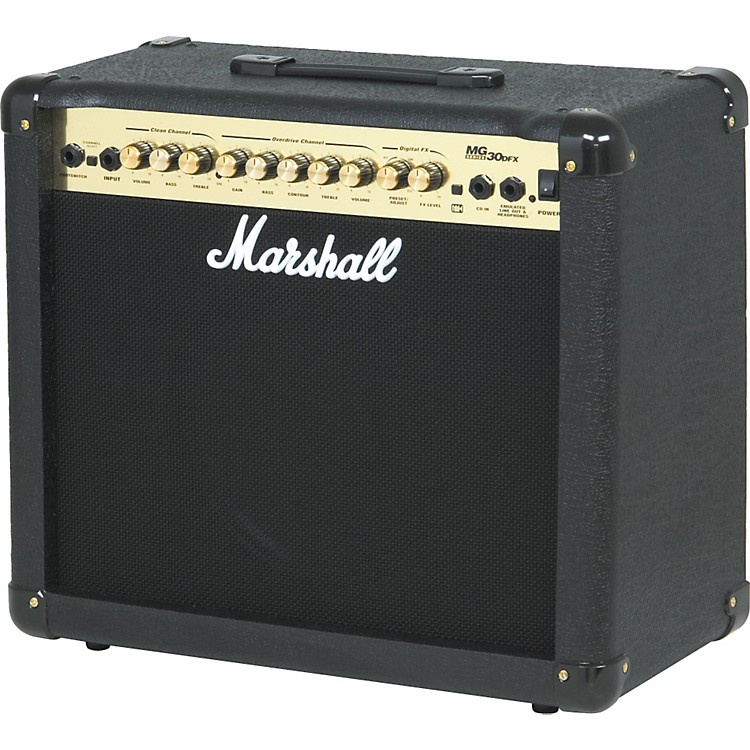 MarshallMG30DFX Combo