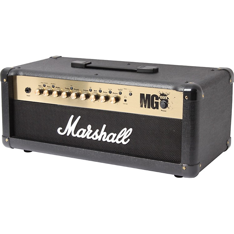 MarshallMG4 Series MG100HFX 100W Guitar Amplifier Head