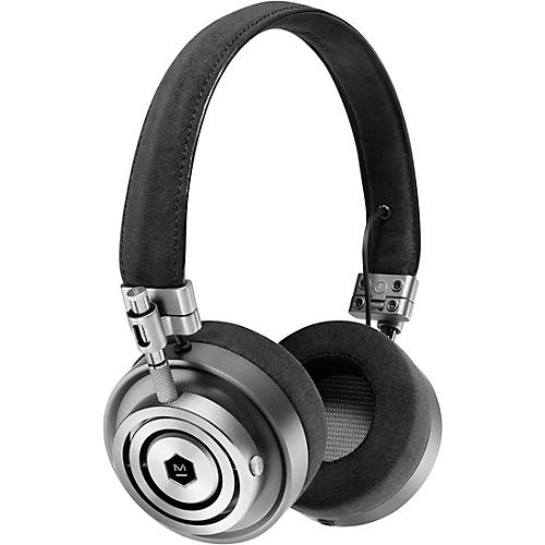 Master & Dynamic MH30 On Ear Headphone Gunmetal/Alcantara