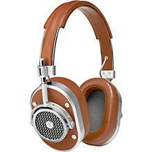 Master & Dynamic MH40 Over Ear Headphone Brown/Silver