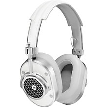 Master & Dynamic MH40 Over Ear Headphone White/Silver
