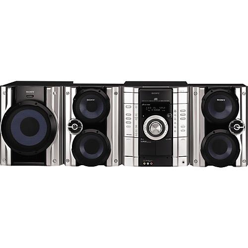 Sony MHC-GX450 Mini System-thumbnail